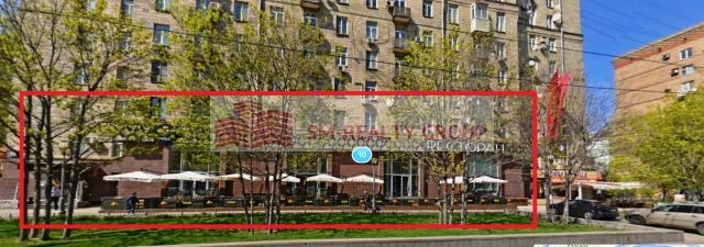 Продажа 780 кв.м. Кутузовский прт