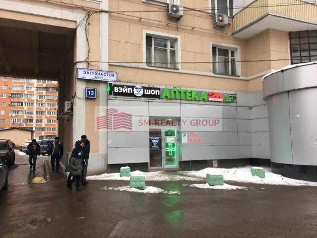 Шоссе Энтузиастов, 13, от 51 кв.м.