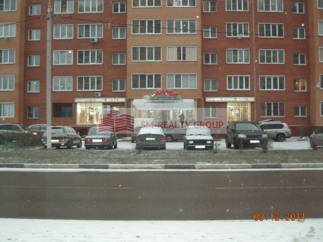 Домодедово, 101 кв.м., торговая площадь