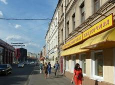 Торговое помещение на Люсиновской ул.